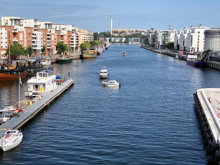 Stockholm Sweden Real Estate New Housing
